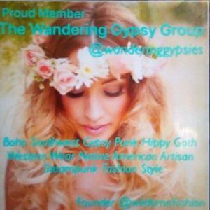 Pround Member Wandering gypsy share group
